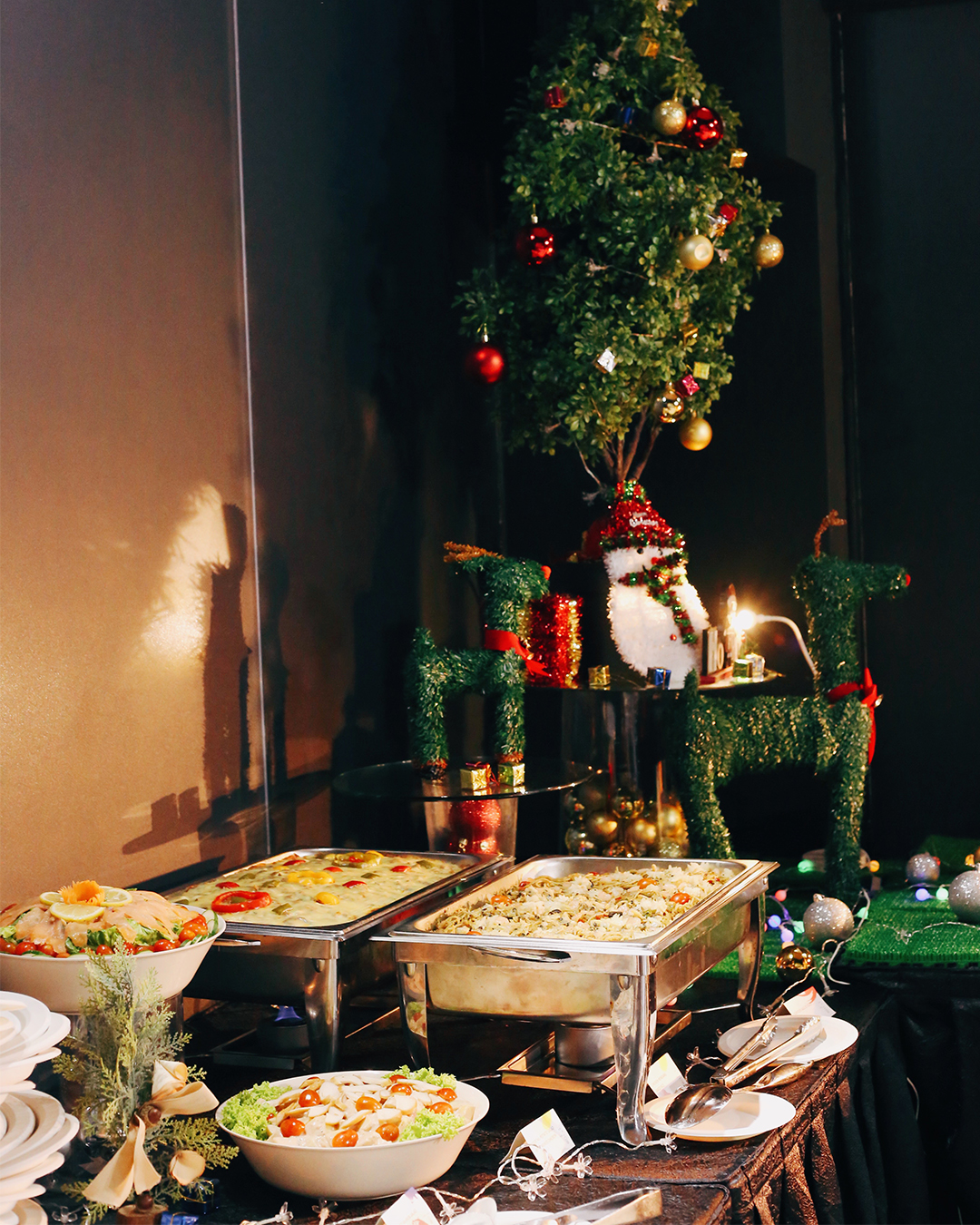 Christmas With TCL | The Closet Lover
