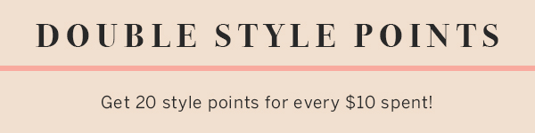 Double Style Points