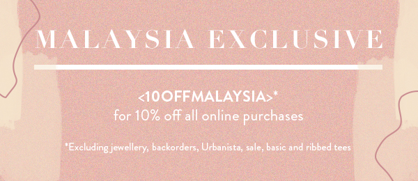 Malaysia Exclusives