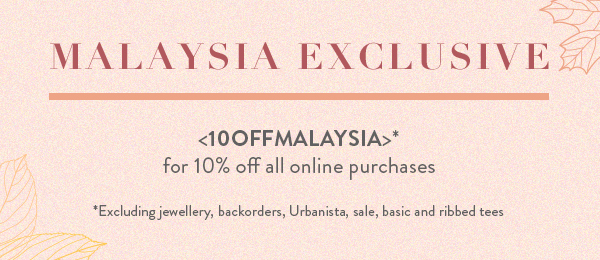 Malaysia Exclusive
