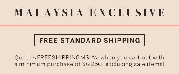 M'sia free shipping