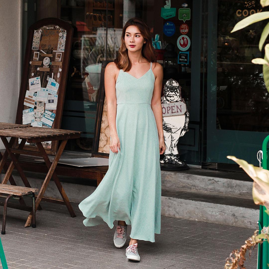 As seen on @Jamiepang - Gabriela Dress