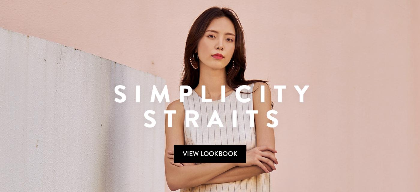 Simplicity Straits  LB