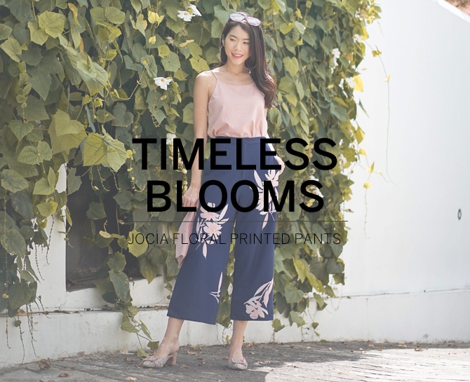 Timeless Blooms