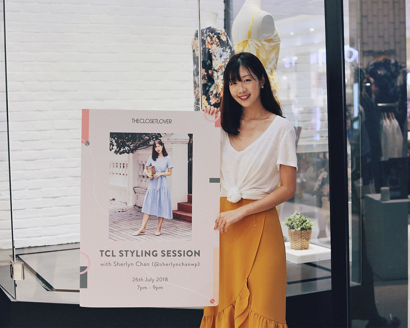 A Stylish Night with Sherlyn Chan (@sherlynchanwp)