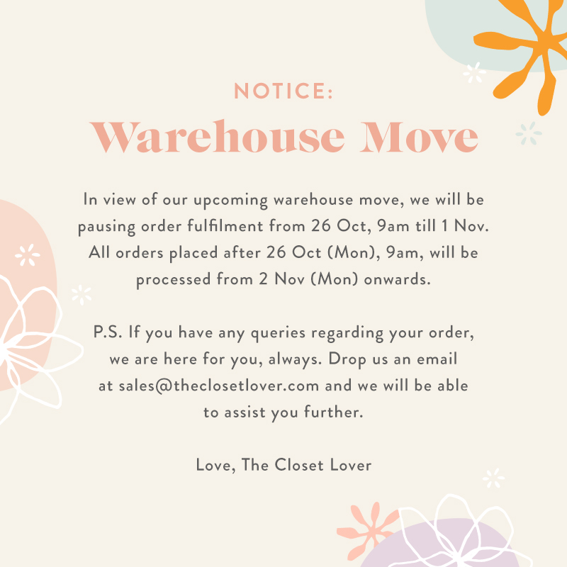 Warehouse Move