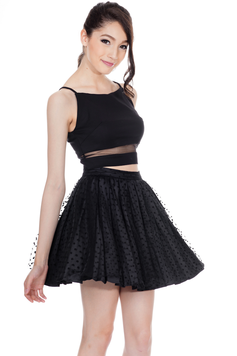 *Premium* TCL Ballerina Tutu Skirt in Black