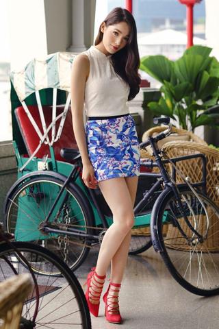 TCL Romance Falls Skirt