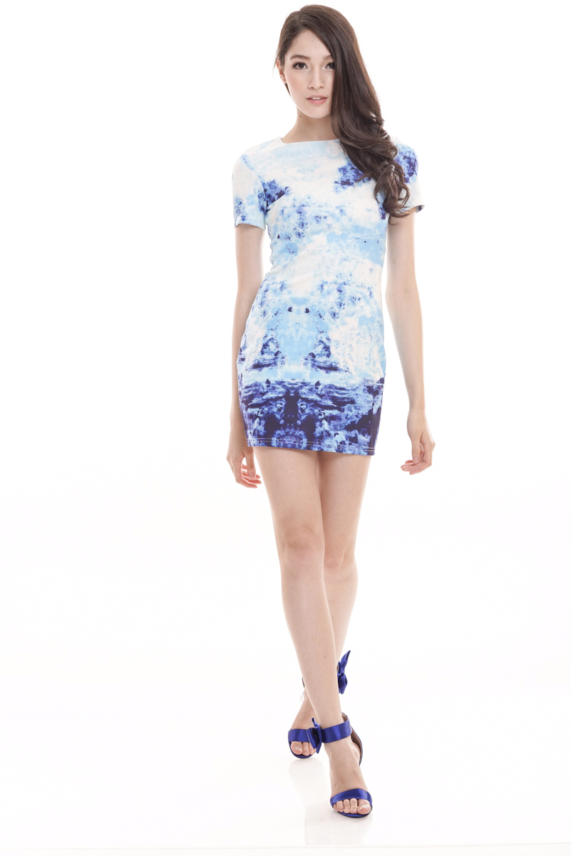 *Restock Premium* TCL Sapphire Dress