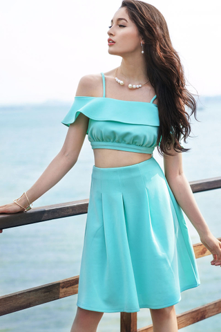 TCL Ritz Season Top in Mint