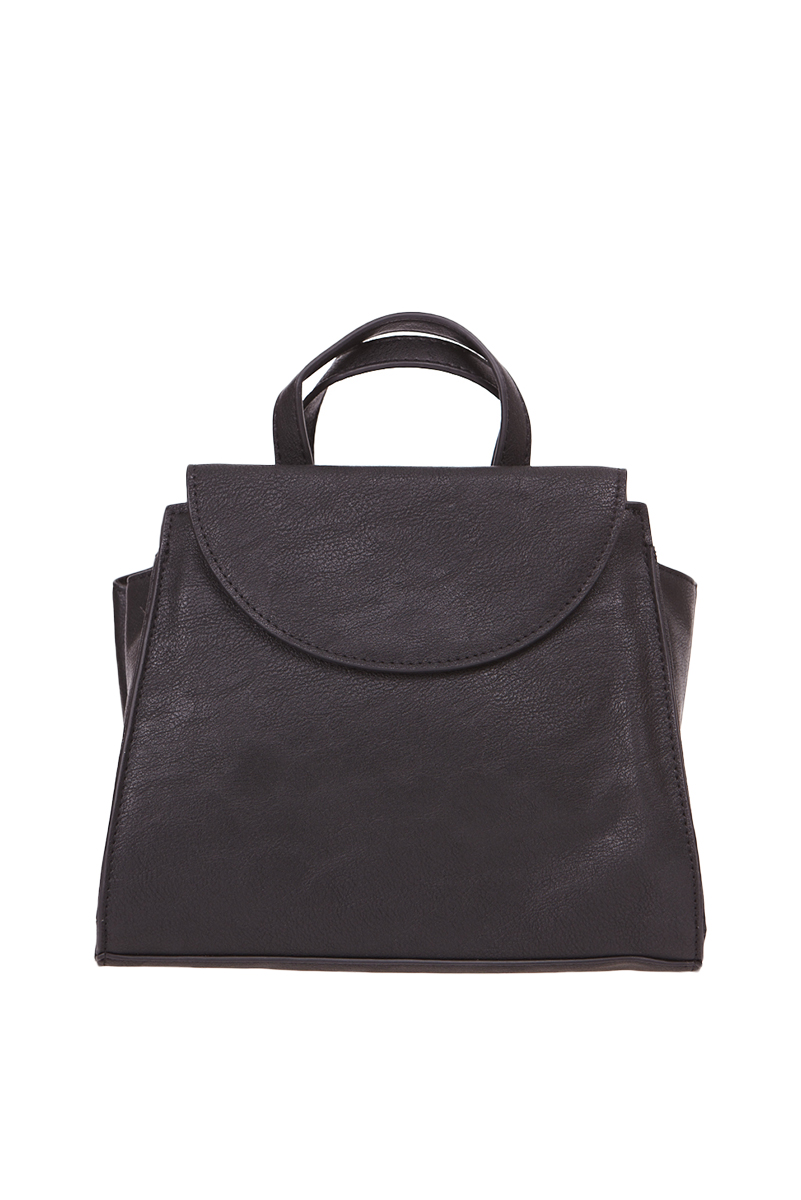 *Backorder 3* Harper Petite Satchel in Black
