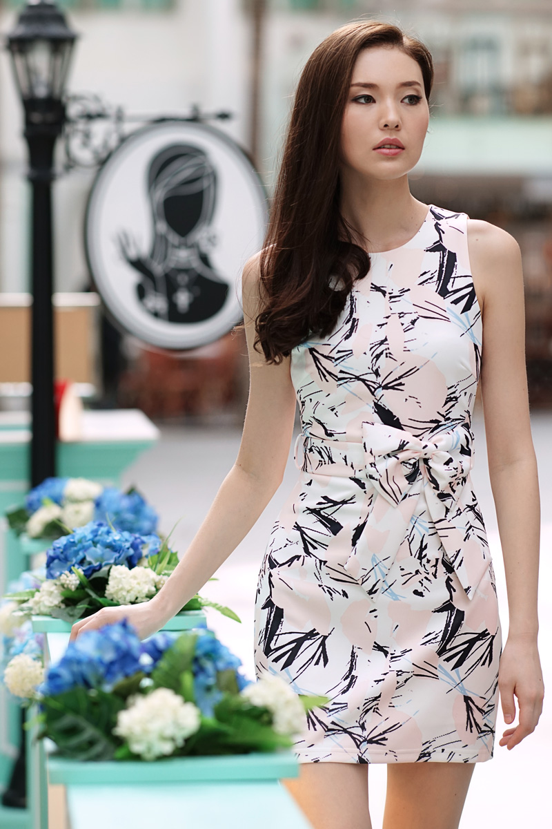 *Restock* Lilydale Ribbon Dress