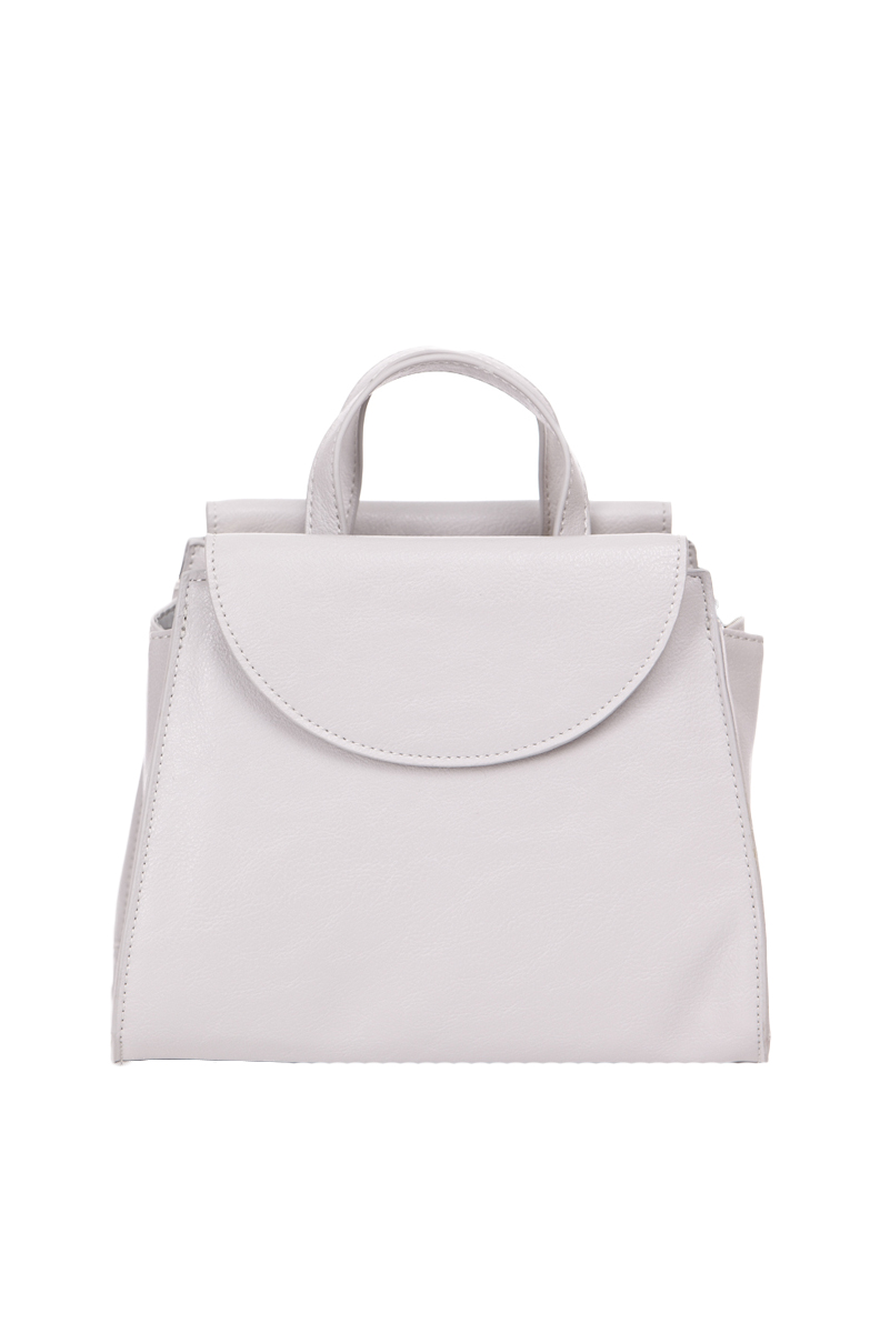*Restock* Harper Petite Satchel in Grey
