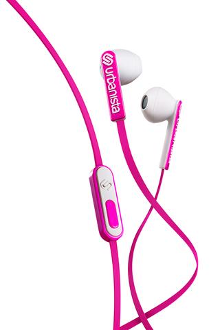 *Restock* Urbanista San Francisco Headset in Pink Panther