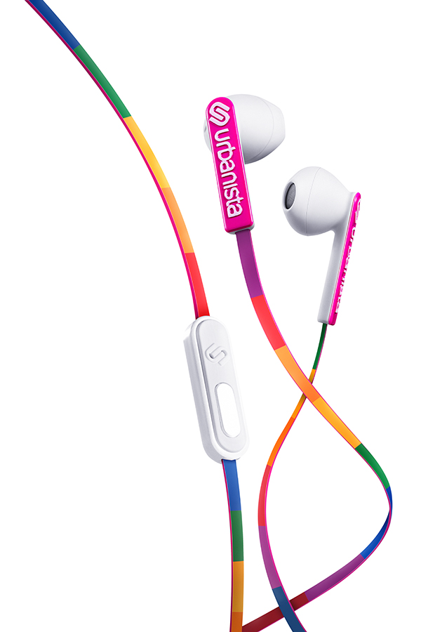 *Restock* Urbanista San Francisco Headset in Rainbow