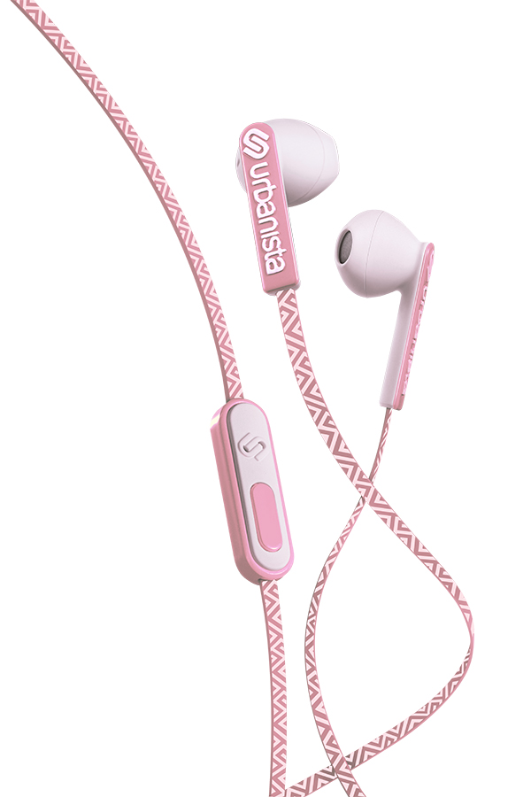 *ReS* Urbanista San Francisco Headset in Pink Paradise