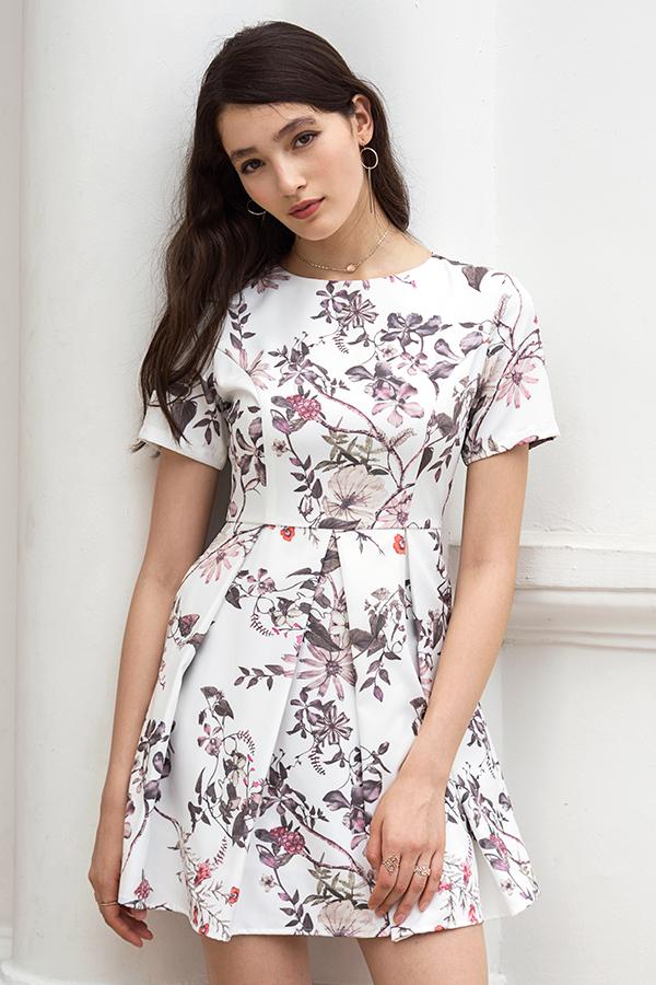 *Restock* Coleen Floral Dress