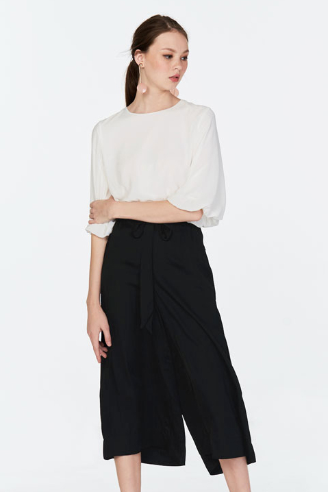 Savilles Culottes in Black