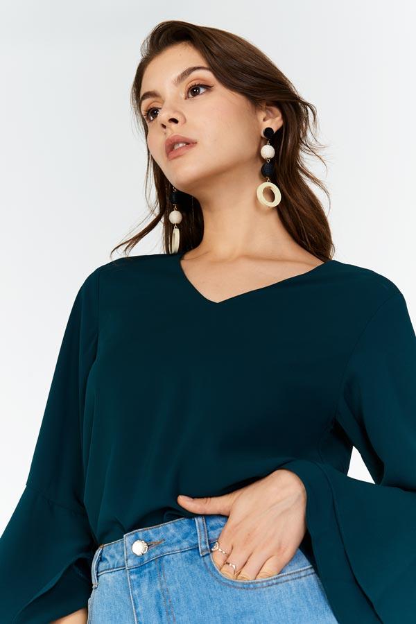 Lara Pom Pom Earrings