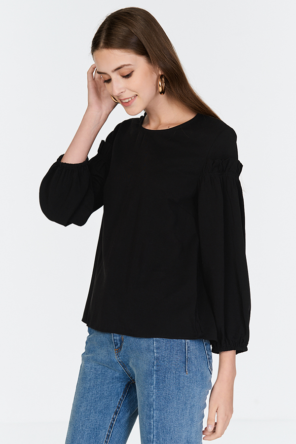 Fond Top in Black