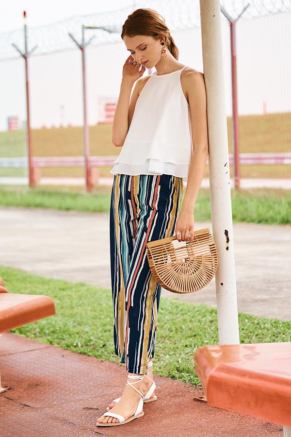 Elisha Stripes Pants