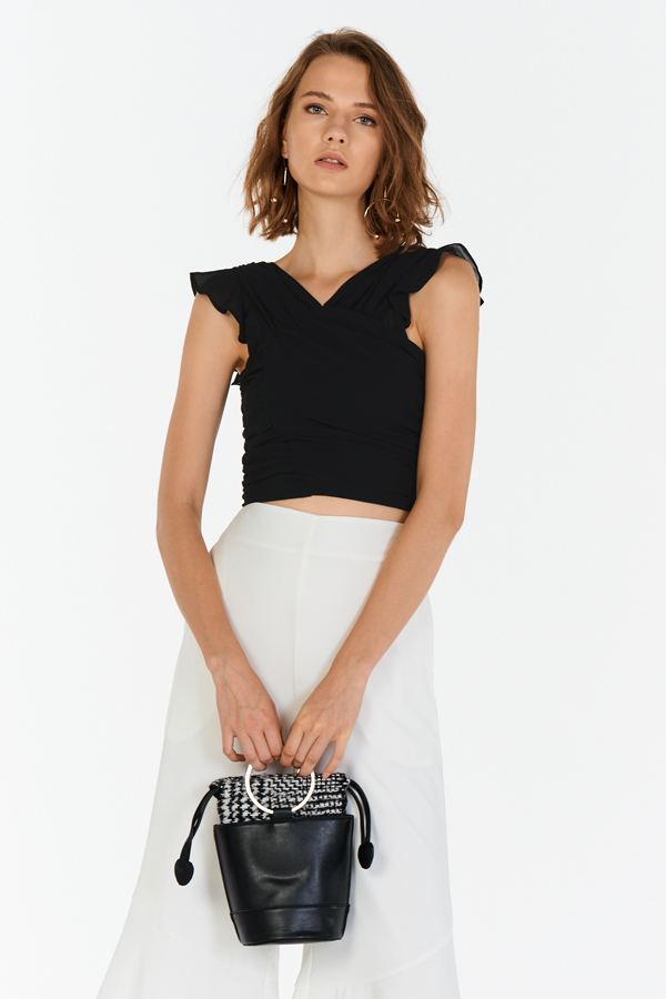 Bethany Top in Black