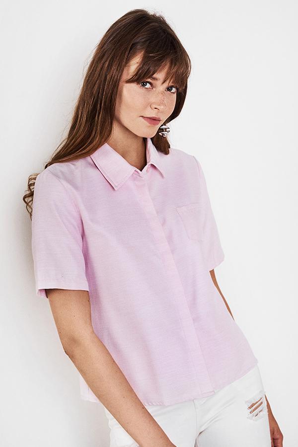 Laverne Box Shirt