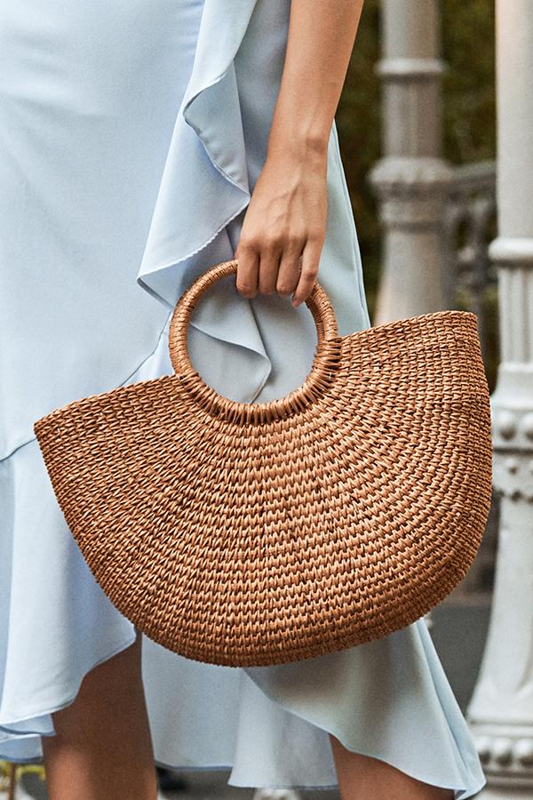 *Restock* Arin Weaved Bag