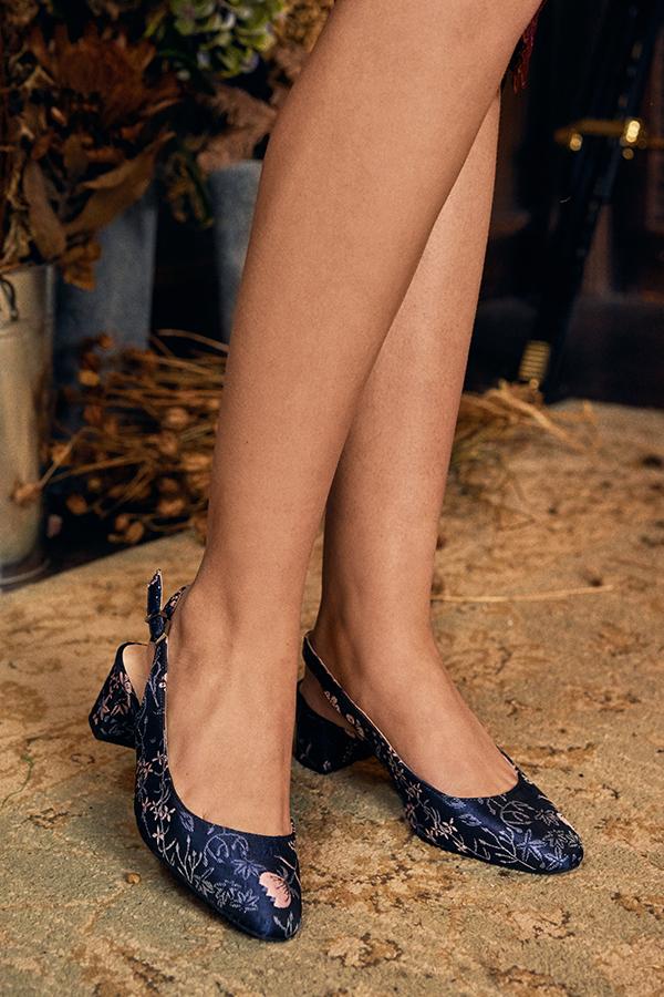 Hollie Slingback Heels