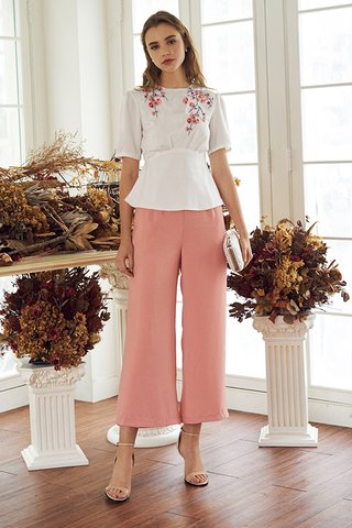 Radelle Pants in Pink