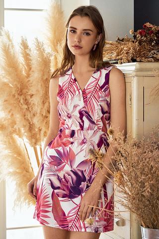 Winona Floral Printed Dress