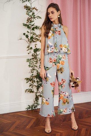 Callia Floral Printed Pants