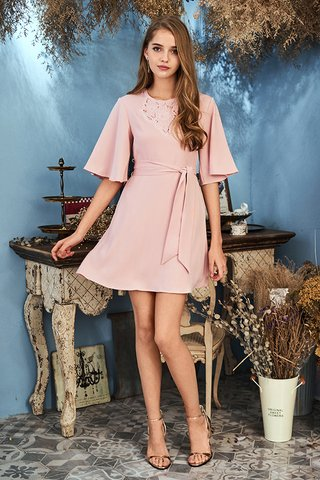 Soriee Embroidered Dress