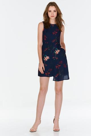 Selita Asymmetrical Dress