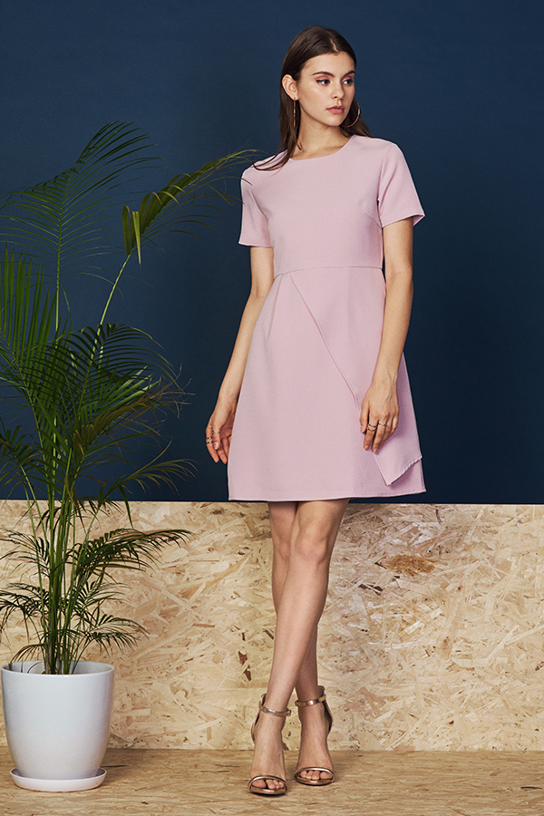 *W. By TCL* Julieta Dress in Pink