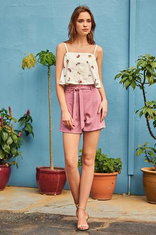 Javon Paperbag Shorts