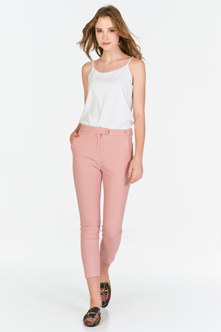Jorra Pants in Pink