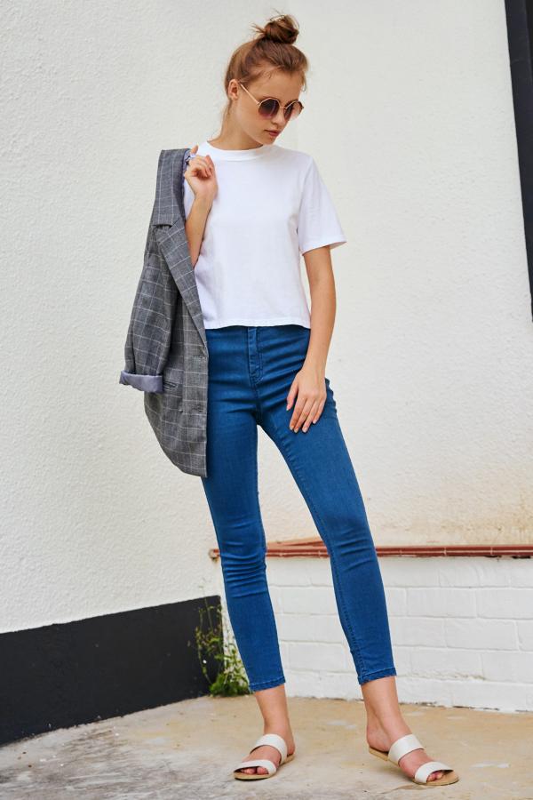 Jayla Denim Jeans
