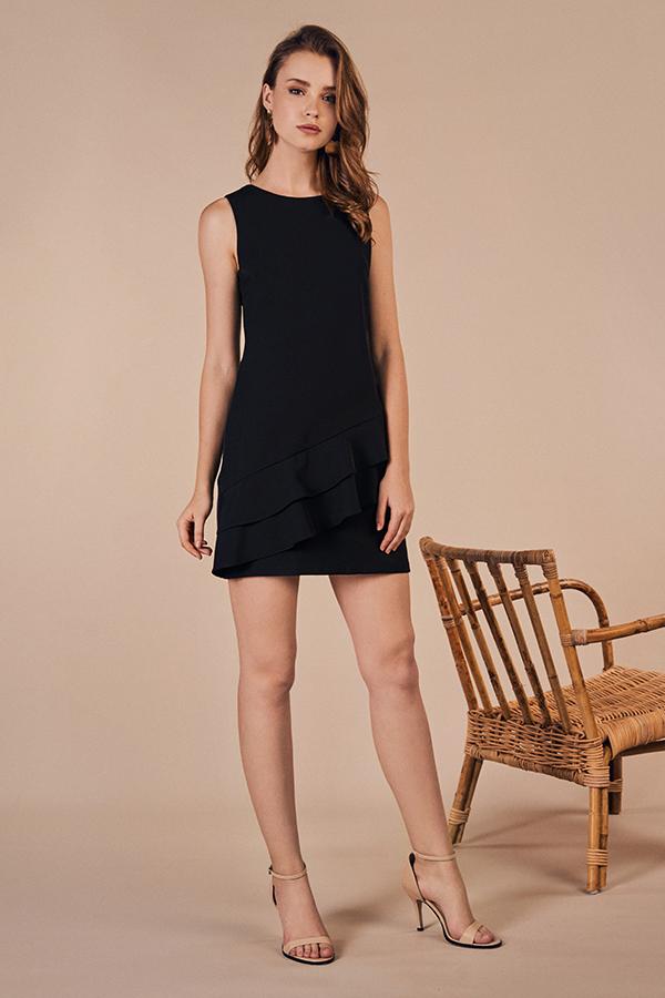 Corrain Ruffled Dress
