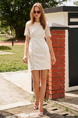 Florian Crochet Dress