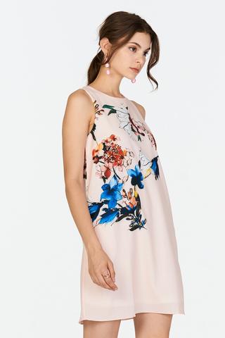 Sheron Floral Printed Dress