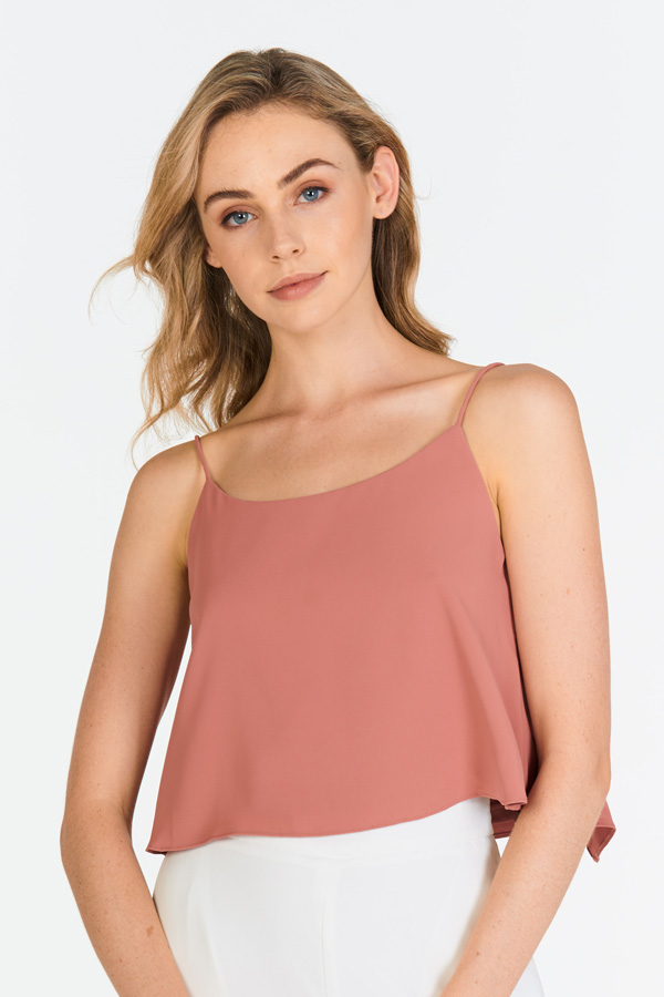 Syden Top in Pink