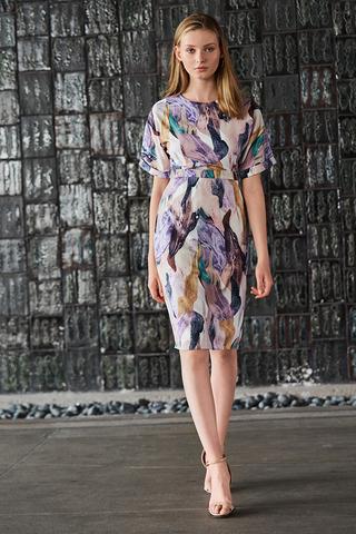 *W. By TCL* Kieryn Sleeved Dress