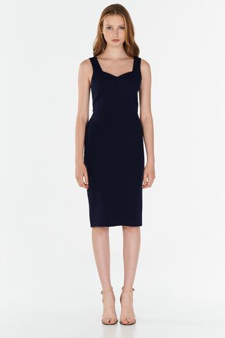 *W. By TCL* Kiely Dress in Navy