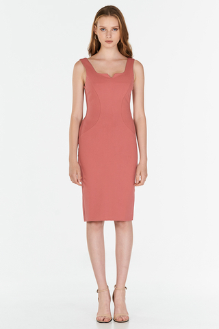 *W. By TCL* Layken Dress in Pink