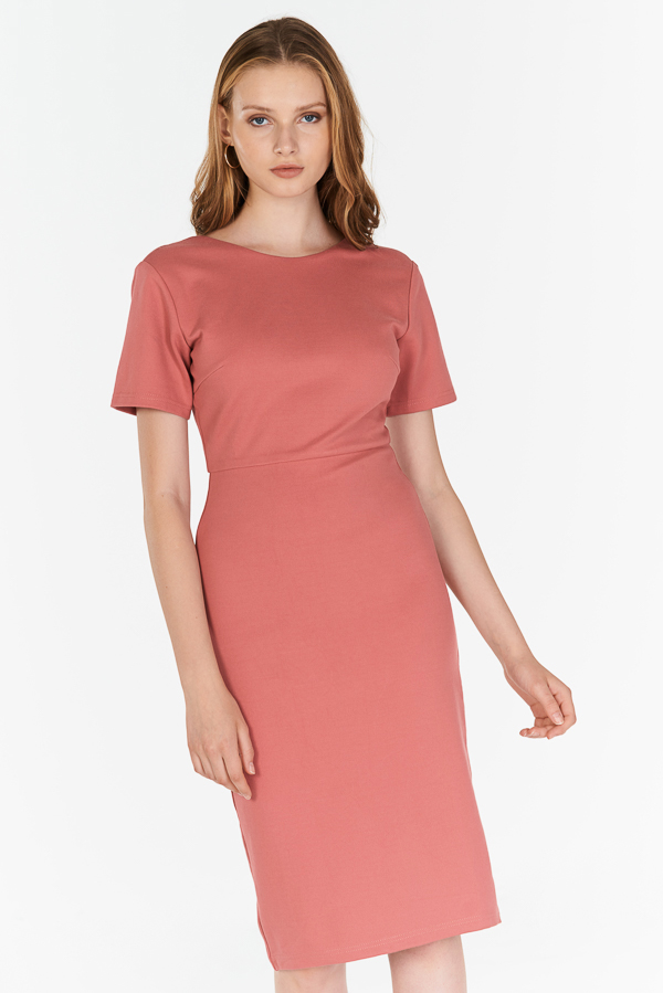 *W. By TCL* Jourdyn Dress in Pink