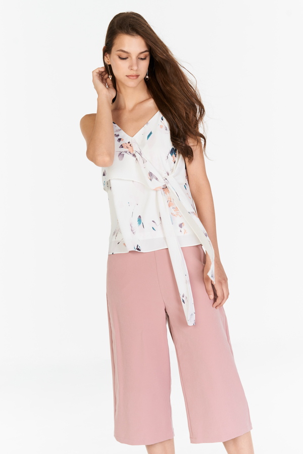 Kenslie Culottes in Pink