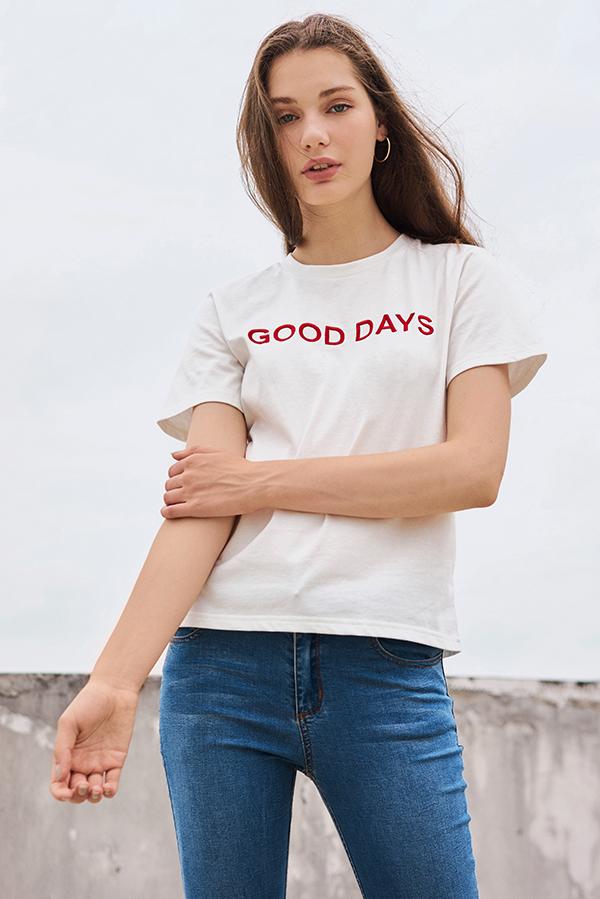 Good Days Tee