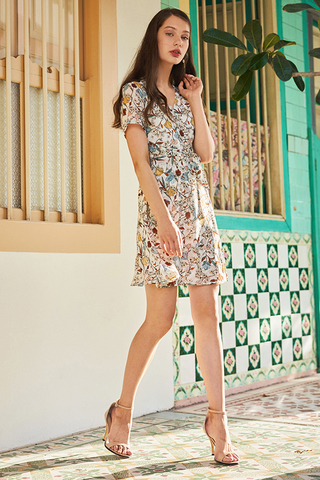 *Restock* Sorell Floral Printed Dress
