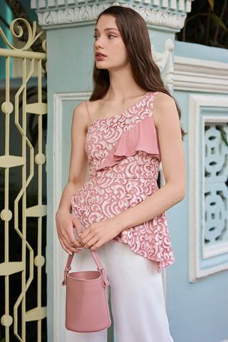 Cherise Lace Crochet Top